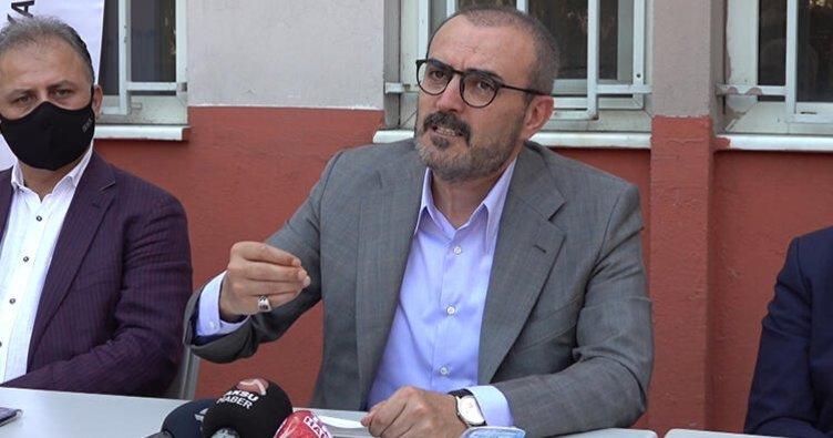 AK Parti'li Ünal'dan CHP'ye 'sosyal medya yasası' tepkisi