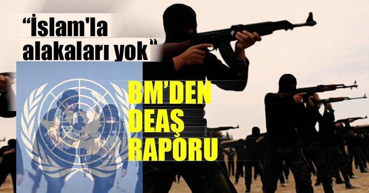 BM'den DEAŞ raporu: İslam'la alakaları yok, dua bile bilmiyorlar