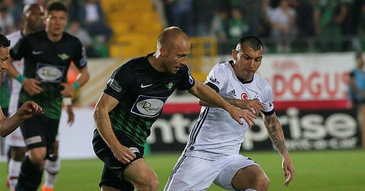 Beşiktaş: 6 - Akhisarspor: 2