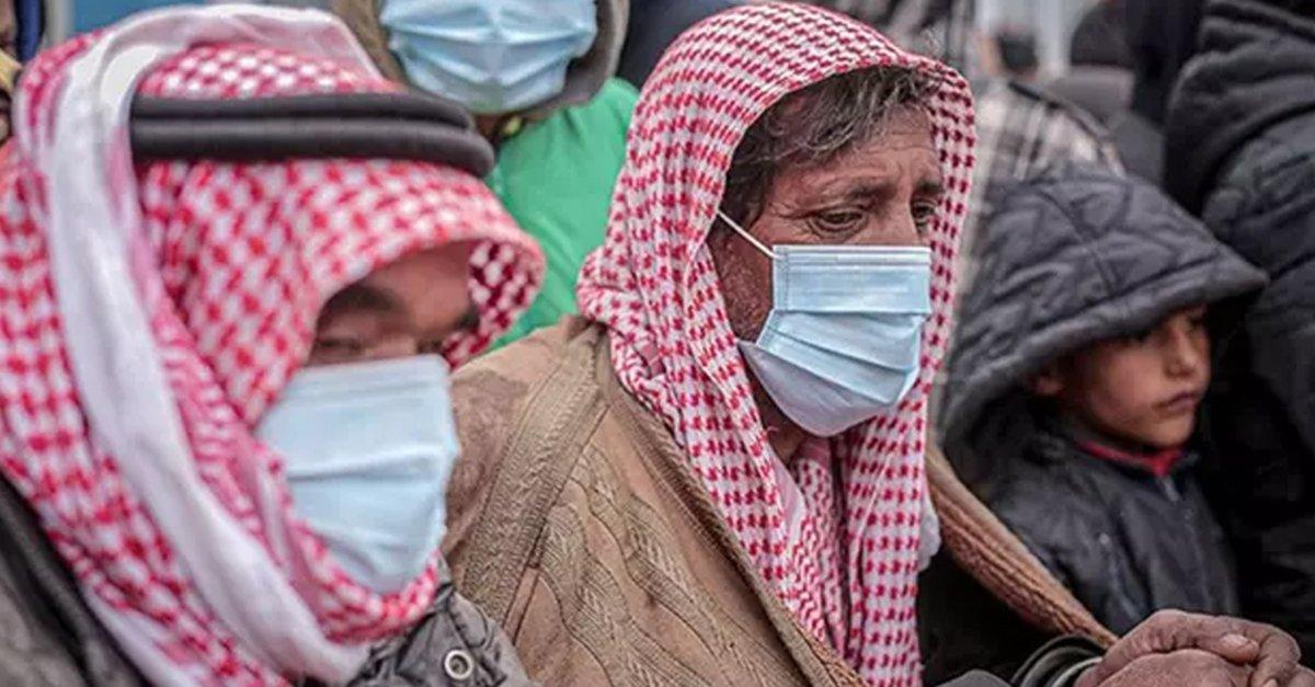Son dakika: BM'den çok önemli corona virüsü tespiti! Suriye'deki tehlikeye dikkat çektiler…