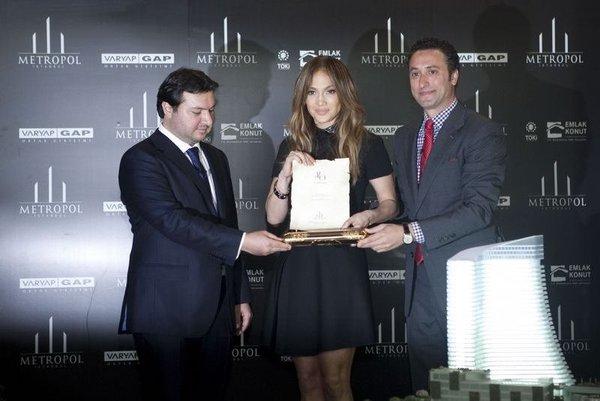 Jennifer Lopez İstanbullu oldu