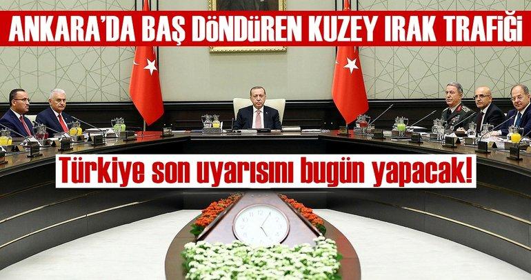 Son dakika: Ankara'dan Barzani'ye son uyarı!