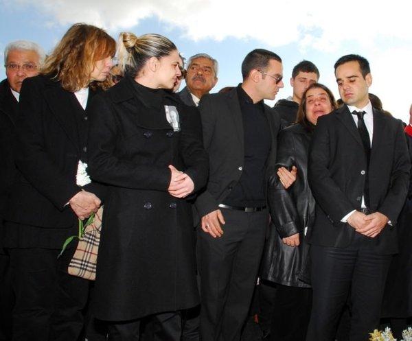 Rauf Denktaş'ın naaşı Cumhurbaşkanlığı'nda