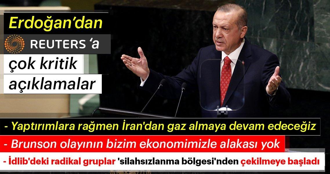 Son dakika: Başkan Erdoğan'dan çok kritik açıklamalar