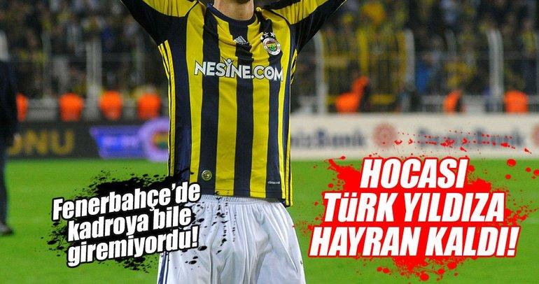 Fenerbahçe'de kadroya giremedi, Avrupa devinde A Takıma alındı!