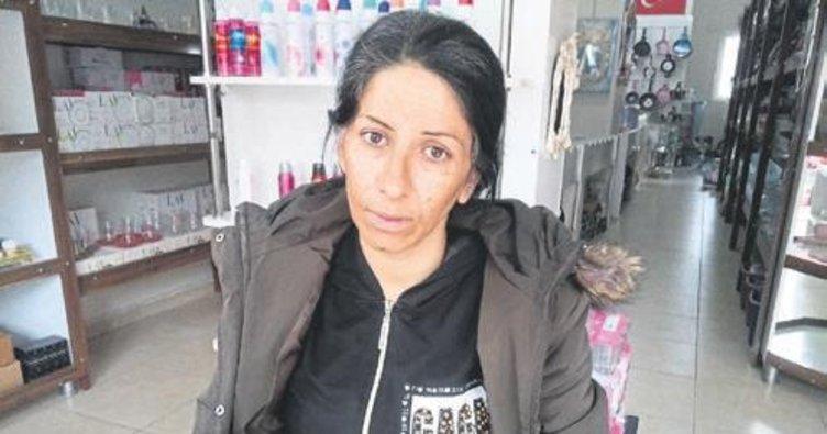 Suriyeli hamile kadının dramı