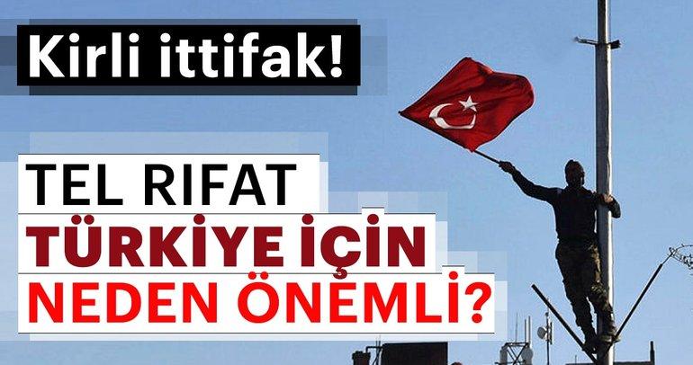 Tel Rıfat Türkiye için neden önemli?
