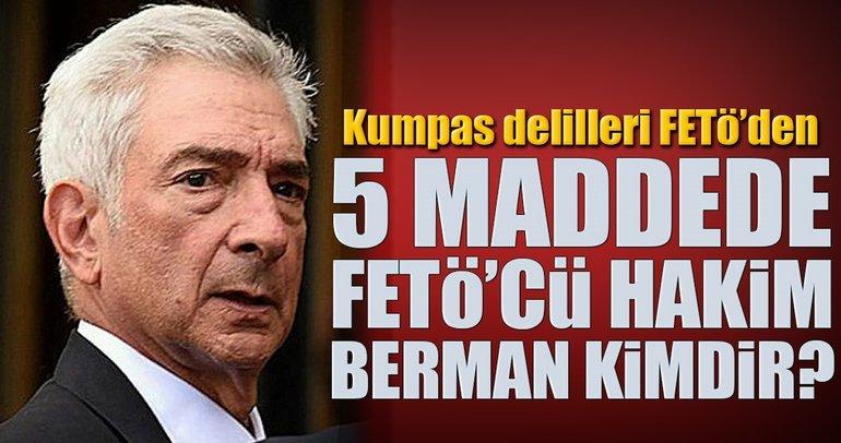 5 maddede kumpas hakimi Richard Berman kimdir?