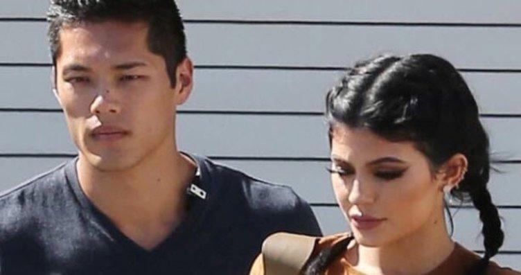 Kylie Jenner'dan yasak aşk dedikodusuna yanıt...