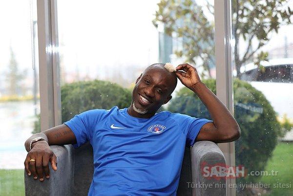 Süper Lig'in yeni yıldızı: Kasımpaşalı Mbaye Diagne