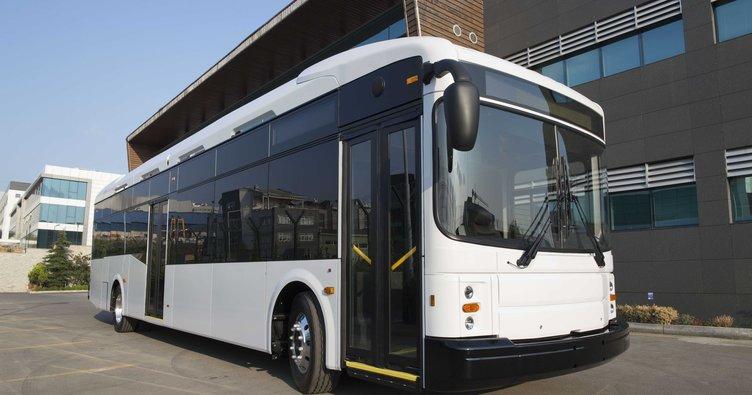 Karsan Kuzey Amerika'nın otobüslerini yapmaya aday