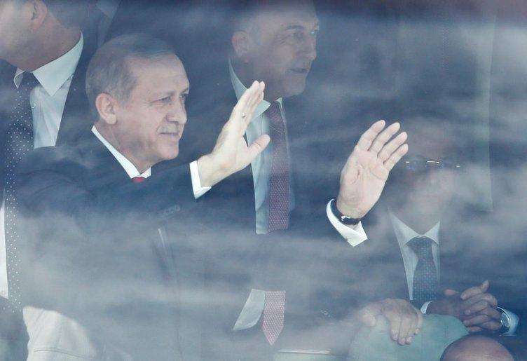 Erdoğan teftiş için Antalya'da