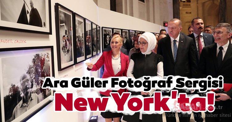 Ara Güler Fotoğraf Sergisi New York'ta!
