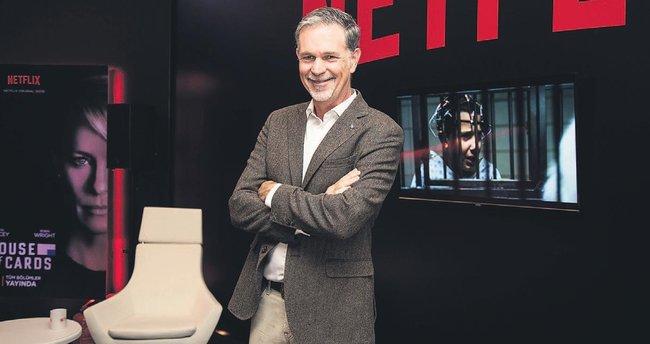 Netflix yeni anlaşmalarla Türkiye'de