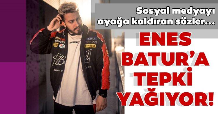 Enes Batur skandallara doymuyor! Enes Batur'un son paylaşımı sosyal medyayı ayaklandırdı!