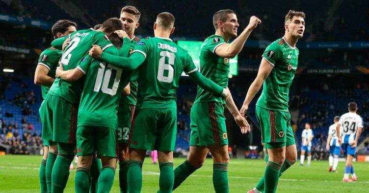 Espanyol 3 - 2 Wolverhampton MAÇ SONUCU