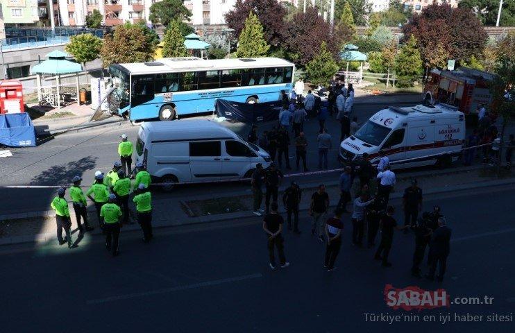 Son dakika haberi: Ankara'da durağa girip 4 kişinin ölümüne neden olmuştu! O şoför için karar verildi