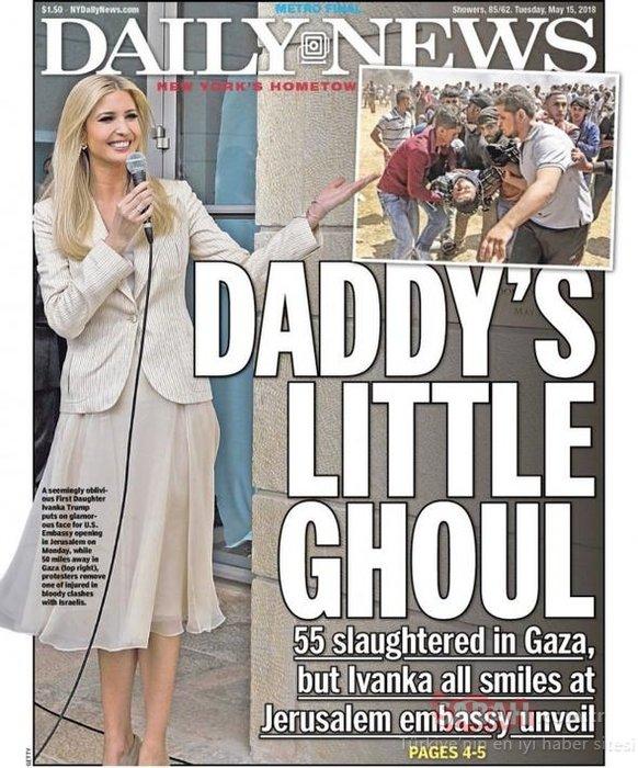 Babasının küçük cadısı!