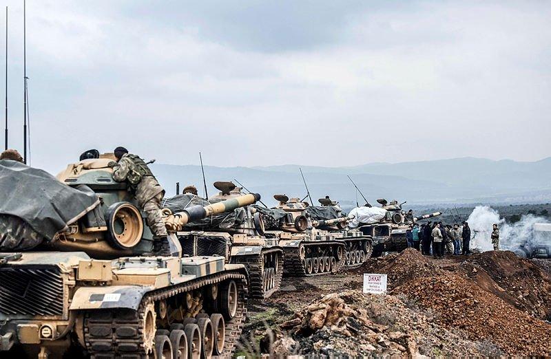"""""""Afrin'e şeriat hukuku getirdiler"""" iddiası"""