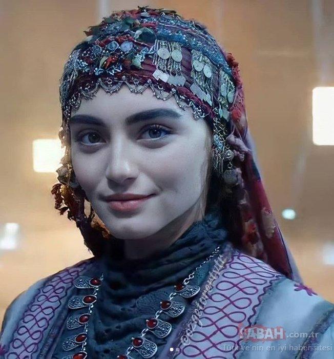 Kuruluş Osman'ın Bala Hatun'u Özge Törer gerçekte bambaşka! Kuruluş Osman'ın güzeli Özge Törer'i bir de böyle görün...