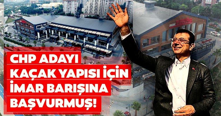 Kaçak yapan aday! CHP adayı kaçak yapısı için imar barışına başvurmuş