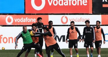 Süper Lig'de Beşiktaş evinde Ankaragücü'nü ağırlıyor! Sergen Yalçın'ın muhtemel 11'i...