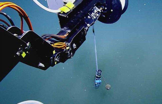 Okyanusun altında ortaya çıktı! Ölüm jakuzisi olarak biliniyor