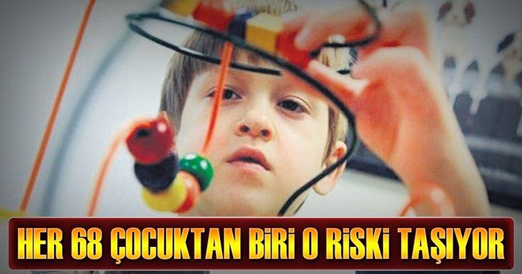 Otizm taramasından geçen 234 çocuktan 73'üne otizm tanısı