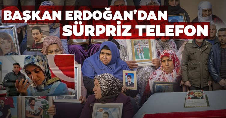 Son dakika: Diyarbakır anneleri Başkan Erdoğan'ın doğum gününü kutladı! Erdoğan'dan annelere sürpriz telefon