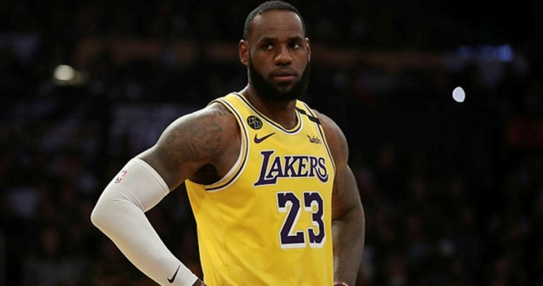 Lon Angeles Lakers New Orleans Pelicans'ı devirdi! LeBron ve Anthony Davis…