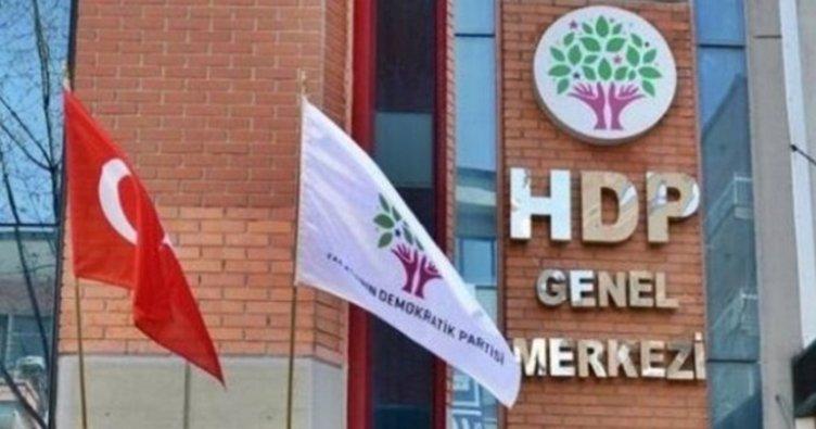 Son dakika: HDP ilçe başkanına terör örgütü propagandasından hapis cezası