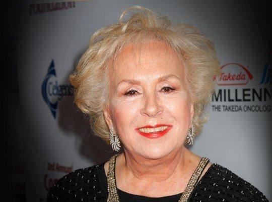 Amerikalı oyuncu Doris Roberts öldü
