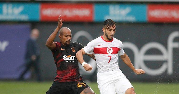 Galatasaray 0-0 Ümit Milli Takım | MAÇ SONUCU