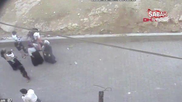 Şanlıurfa'da kucağında çocuğuyla dayak yiyen kadından suç duyurusu   Video