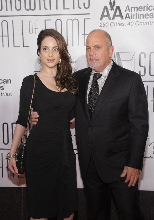 Billy Joel ve kızı Alexa Ray Joel, 28