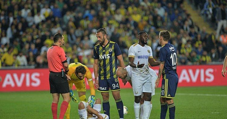 Muriç'ten Kanarya'ya 3 puan! | Fenerbahçe 2 - 1 Ankaragücü (MAÇ SONUCU)