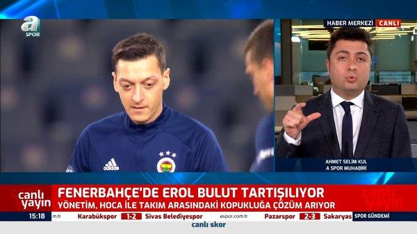 SON DAKİKA: Fenerbahçe'de neler oluyor? Başkan Ali Koç ve Emre Belözoğlu Erol Bulut için devrede... | Video