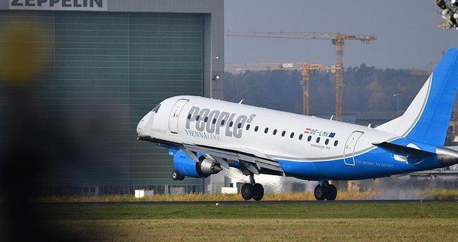 Dünyanın en kısa süreli uçak seferleri başladı!