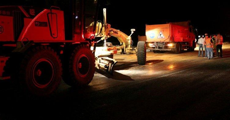 Denizli'de yem kamyonu devrildi: 1 ölü, 2 yaralı
