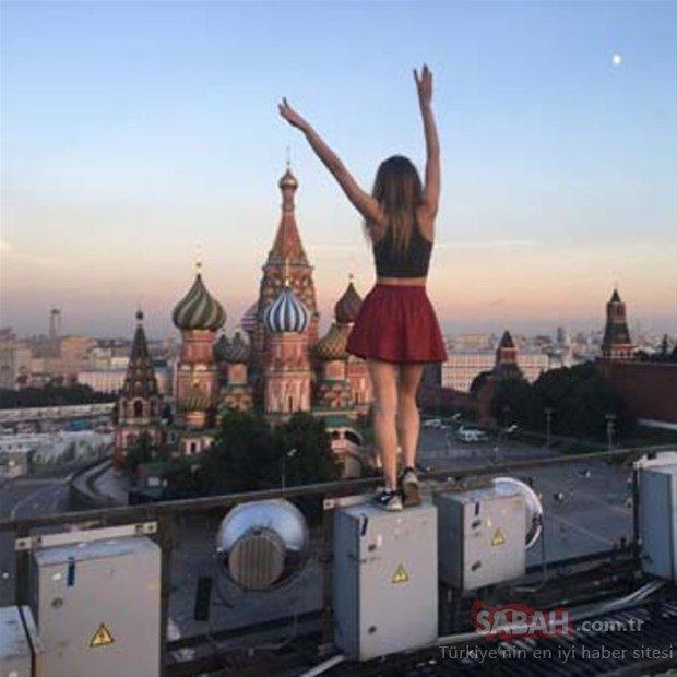 Ölümler dans eden Rus!