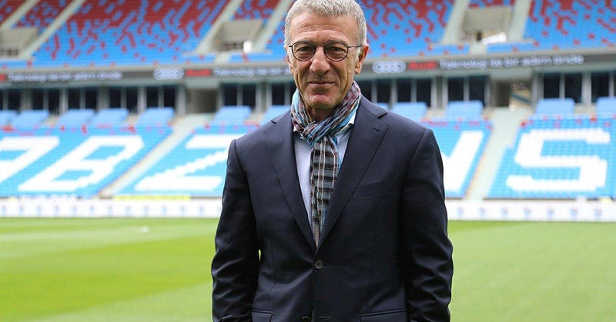 """Ahmet Ağaoğlu'ndan şampiyonluk mesajı: """"Özlemini çektiğimiz kupayı da müzemize götüreceğiz"""""""