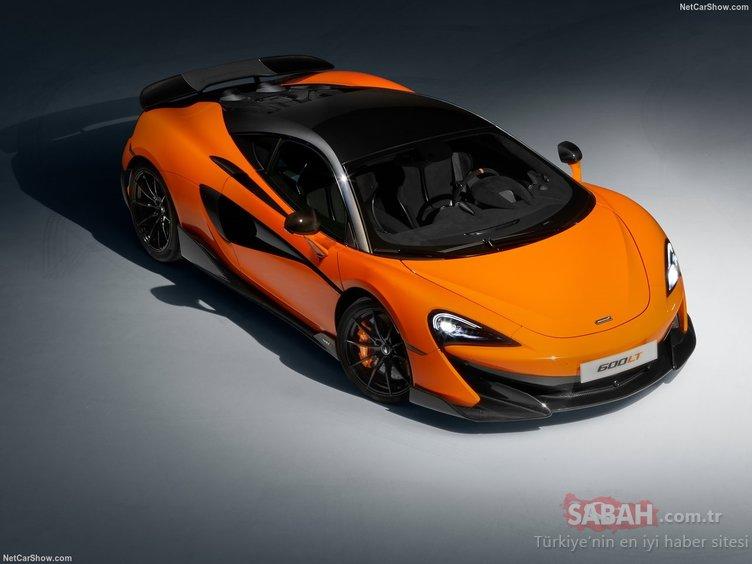 McLaren daha hızlı bir 600LT planlıyor