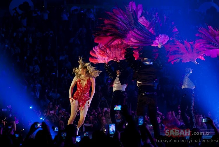 Jennifer Lopez Ağustosta Antalya'da