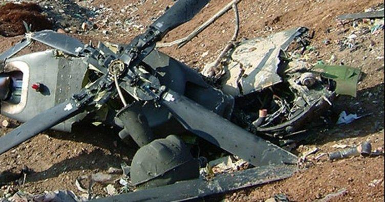 Honduras'ta helikopter düştü: 6 ölü