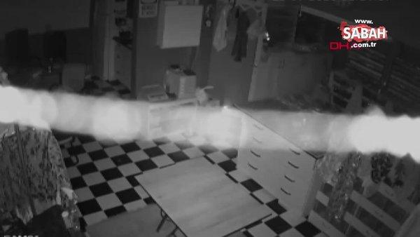 Fatih'te 250 bin liralık hırsızlık yapan şüpheliler kamerada | Video