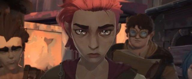 Legends of Runeterra ve animasyon dizisi Arcane açıklandı