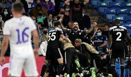 Tarihi zafer! Real Madrid'i evinde devirdiler