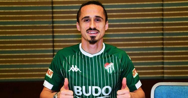Bursaspor Serdar Özkan'ı kadrosuna kattı