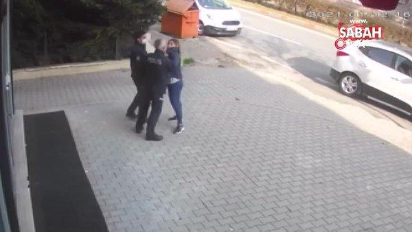 Kahramanmaraş'ta polise