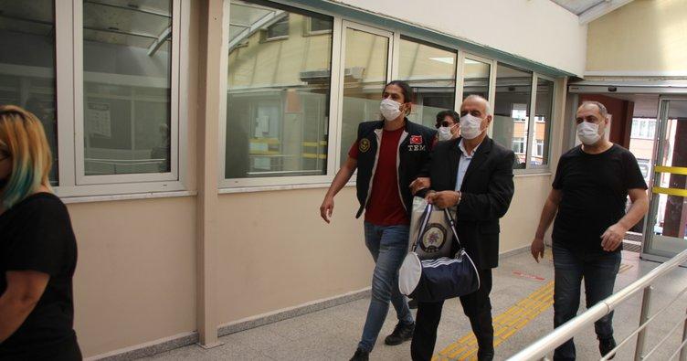PKK/KCKoperasyonunda 7 kişi adliyede